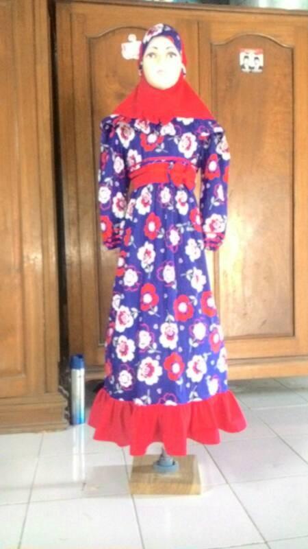 Jual Baju Muslim Anak Perempuan Umur 10 12 Tahun Mekar Collection