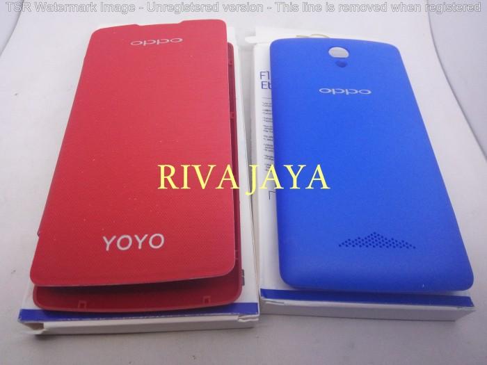 harga Case casing sarung flip cover flipcover oppo yoyo r2001 Tokopedia.com