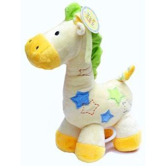 harga Boneka Tarik Musik Carter Yellow Giraffe / Jerapah Kuning Tokopedia.com