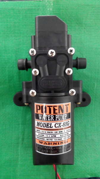 harga Pompa air dc 12 volt potent kaki 2 Tokopedia.com
