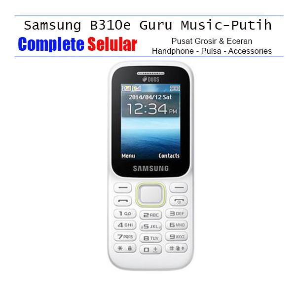 Jual Samsung Keystone B310e Complete Selular Tokopedia