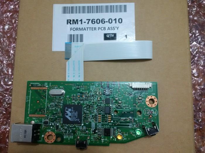 harga Formatter board laserjet p1102w /mainboard printer p1102 w rm1-7606-01 Tokopedia.com