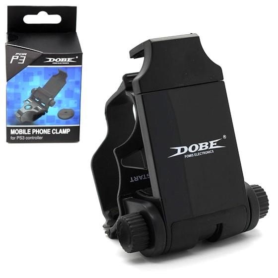 harga Universal smartphone clamp controller clip for dual shock ps3 - black Tokopedia.com