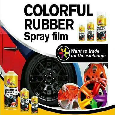 harga Rubber paint carlas fluorescent - cat carlas stabilo - cy Tokopedia.com