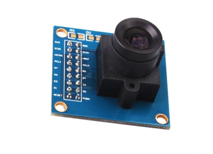 Foto Produk Modul Kamera OV7670 : VGA CMOS Camera Module Arduino STM32 Compatible dari TOKO BEY