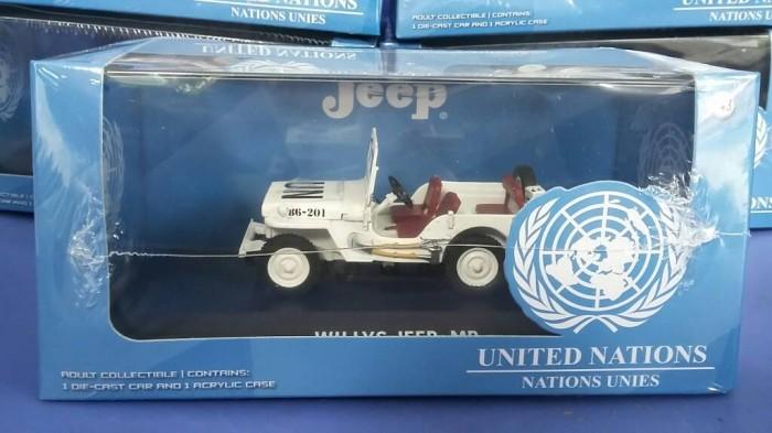 harga Diecast military jeep willys mb united nation 1/43 greenlight Tokopedia.com