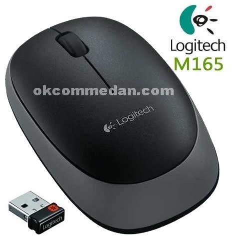 Foto Produk logitech mouse m165 dari okcommedan