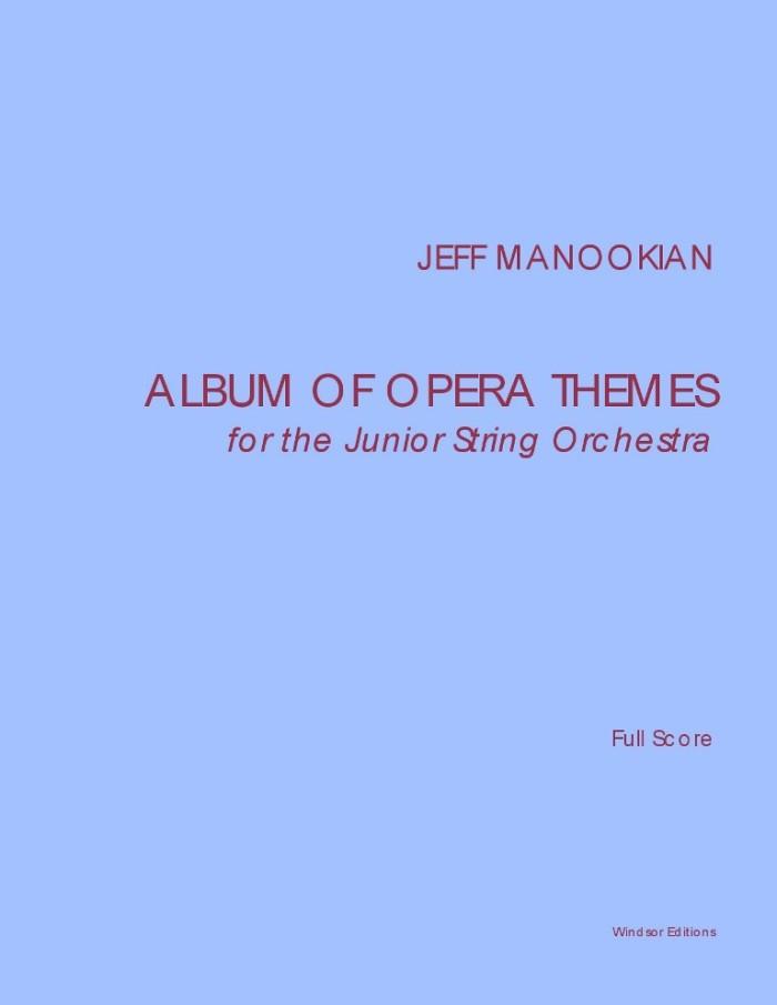 Jual Buku String Orchestra Album of Opera Themes for the Junior - Kab   Sleman - figaro music shop   Tokopedia