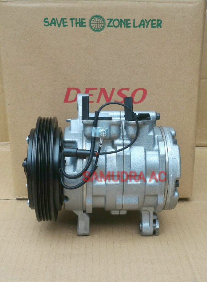 Jual Compresor Kompresor Ac Mobil Suzuki Escudo 1 6 Lengkap Merk Denso Kota Probolinggo Samudra Ac Tokopedia