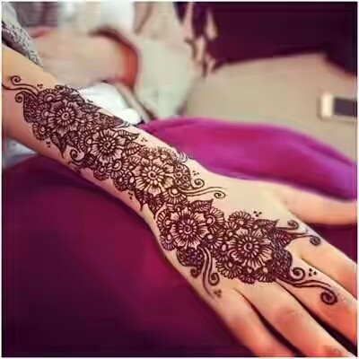 Jual Henna Golecha Mehndi Syaree S Henna Art Cirebon Syaree S