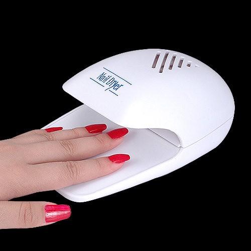 Jual Alat Pengering kuteks Portable Nail Polish Dryer Salon Fan ...