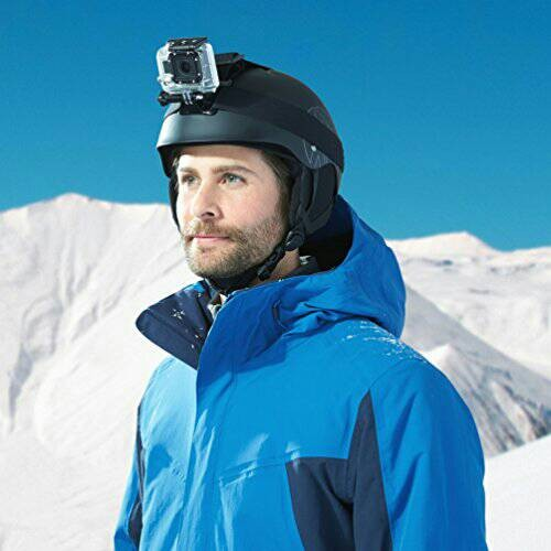 harga Elastic adjustable head strap anti-slide glue for xiaomi yi/gopro Tokopedia.com
