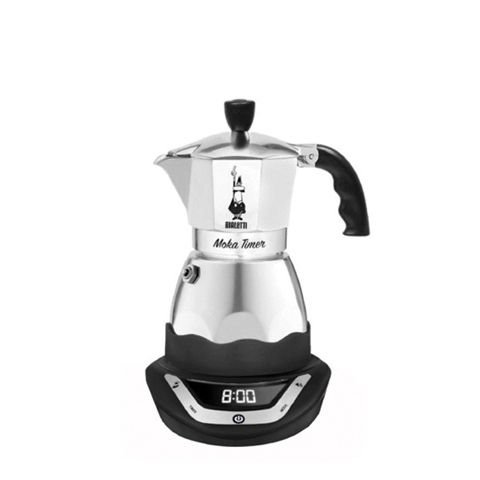 harga Bialetti moka timer espresso maker electric coffee pot 3 cups Tokopedia.com