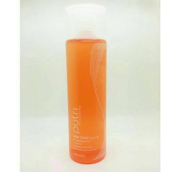 Foto Produk Putri Hair Tonic Ginseng 200ml dari Madusons Salon Supplier