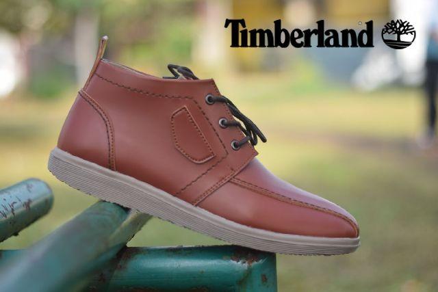 Jual Sepatu Casual Pria Timberland Brown - BenStorebdg  0d4b166e73