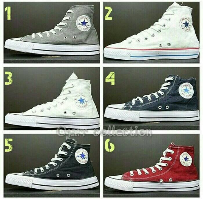 095c55deea4d Jual sepatu converse all star hi high grade original vietnam1 cek ...