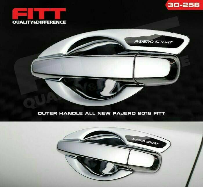 Outer handle all new pajero fitt ori