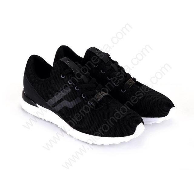 harga Sepatu Piero Uno (100% Original) Vx9 Monochrome - Black Tokopedia.com