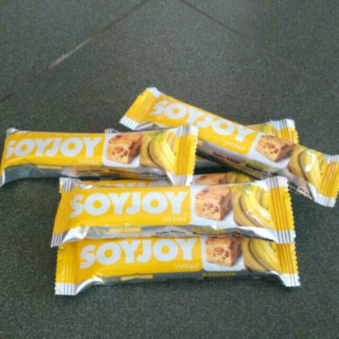 SOYJOY – Nutrition Bar Pertama Di Indonesia