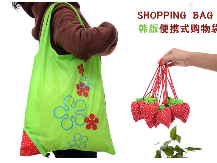 harga Tas Lipat Strawberry / Baggu Shopping Bag / Tas Belanja Tokopedia.com