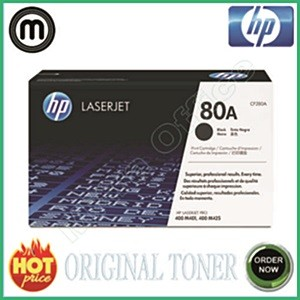 harga Toner hp laser jet 80a/cartridge/tinta/toner/ribbon/ink/refill toner Tokopedia.com