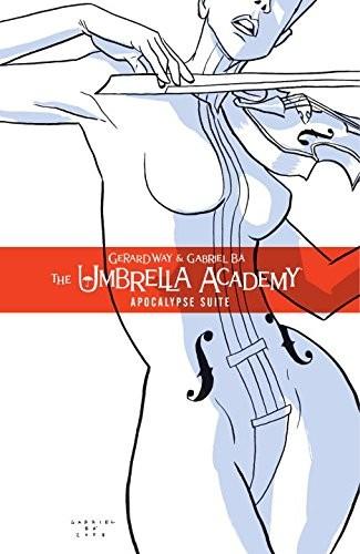 The Umbrella Academy Vol 1 Apocalypse Suite TP - Way Komik Comic US