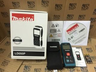 Foto Produk Alat Ukur Meteran Digital Laser Makita LD050 dari GudangPowerTools