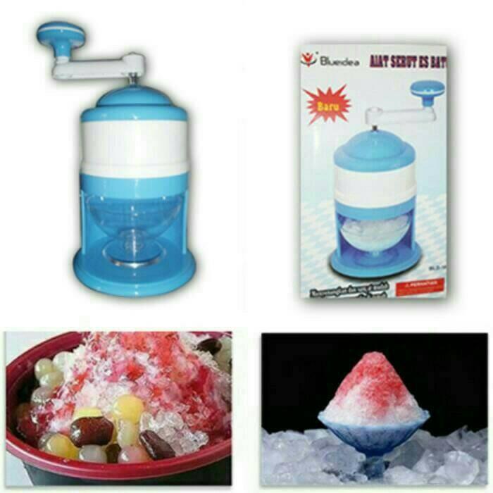 harga Snow cone/ alat serut es/ hone ice shaver/ serutan Tokopedia.com