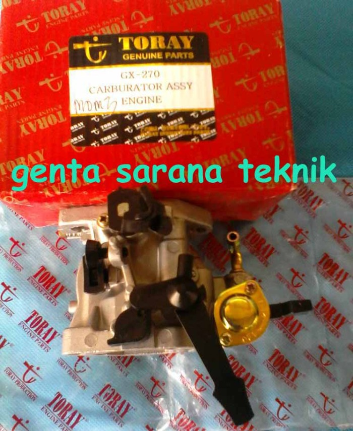 harga Karburator parts carburator assy engine mesin gx 270 dll Tokopedia.com