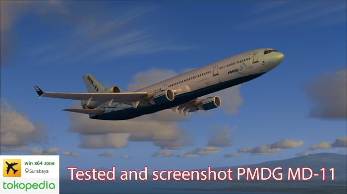 Jual addon untuk fsx - boeing pmdg 777+MD-11 - Kab  Sidoarjo - win x64 zone  | Tokopedia