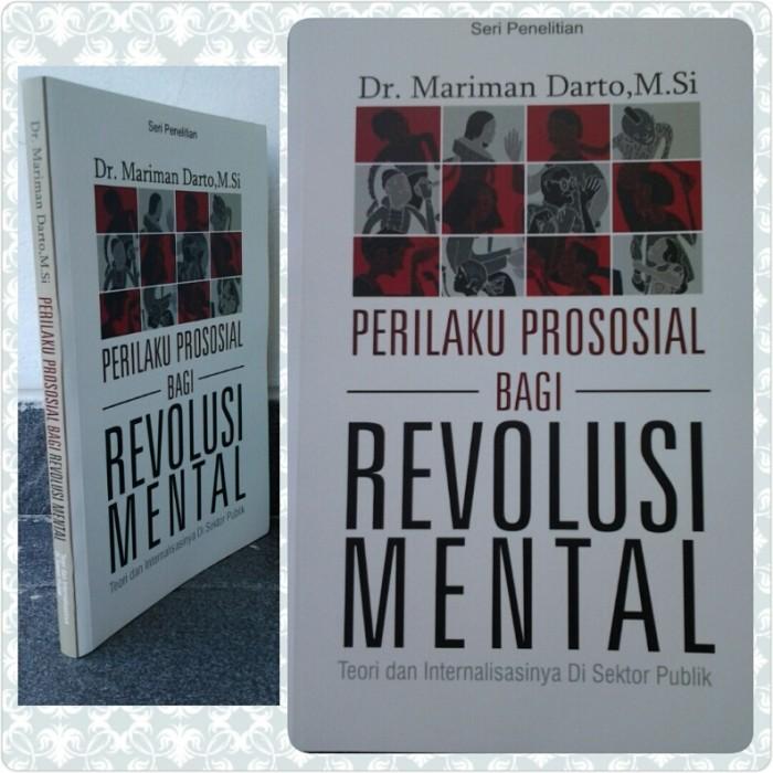 Perilaku Prososial (Organizational Citizenship Behavior) Bagi Revolusi