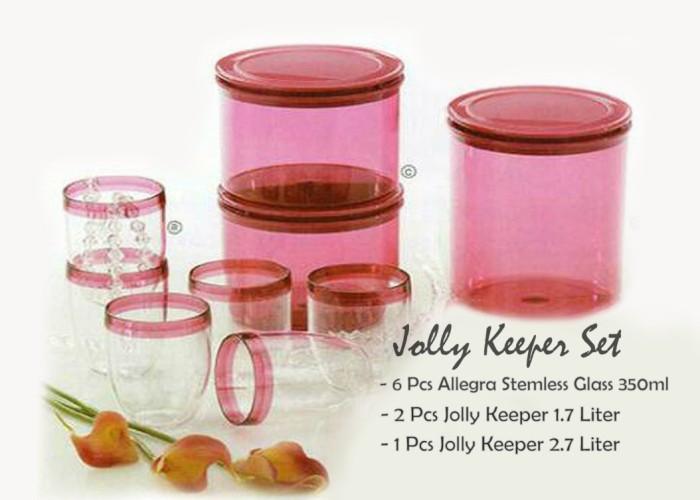 JOLLY KEEPER SET - ACTIVITY APRIL 2016