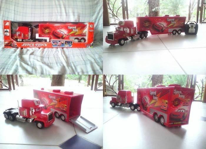 harga Rc cars truk trailer mack ( remote control car kontainer ) Tokopedia.com