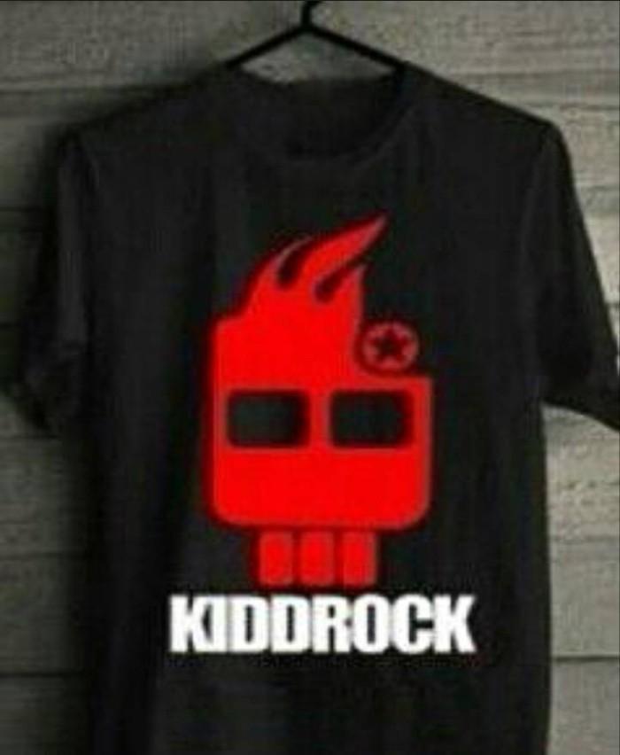 harga Tshirt/ shirt/ kaos sablon kiddrock Tokopedia.com