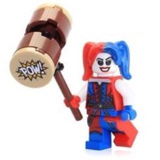 harga Lego harley quinn - part out 76053 gotham city cycle chase Tokopedia.com