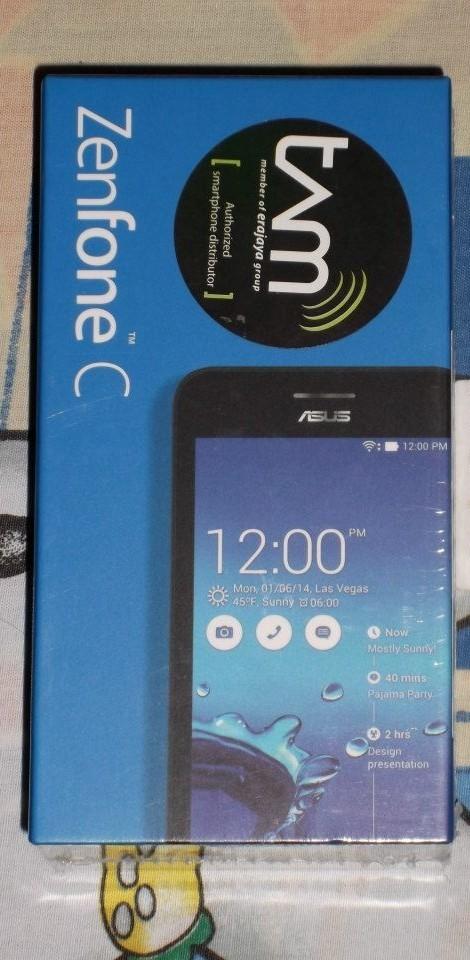 Jual Handphone Asus Zenfone C Ram 2gb Garansi Resmi Markasgadget Tokopedia