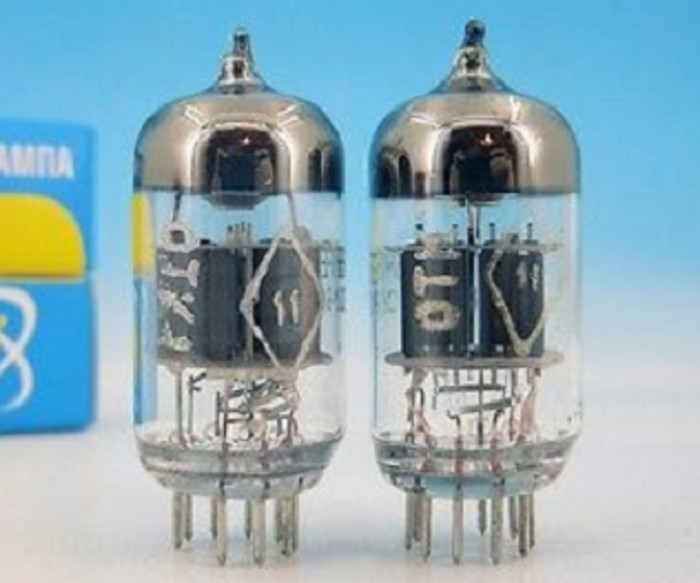 harga 6h3n 6n3p russian dual triode preamp tube 5670 2c51 396a 6385 cv2831 Tokopedia.com