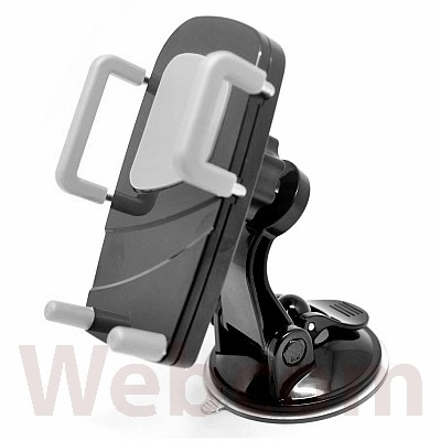 harga 2 in 1 car universal holder suction cup + holder ac Tokopedia.com