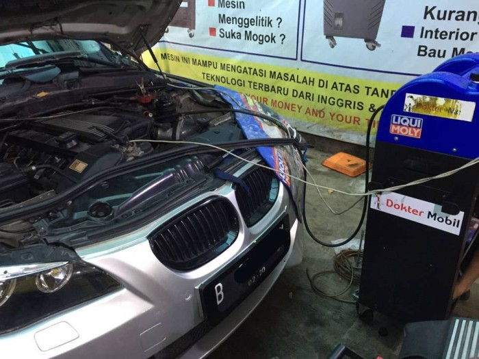 Jual Dokter Mobil Paket Full Service Perawatan Untuk Large Car Bmw Jakarta Utara Nels Accesories Tokopedia