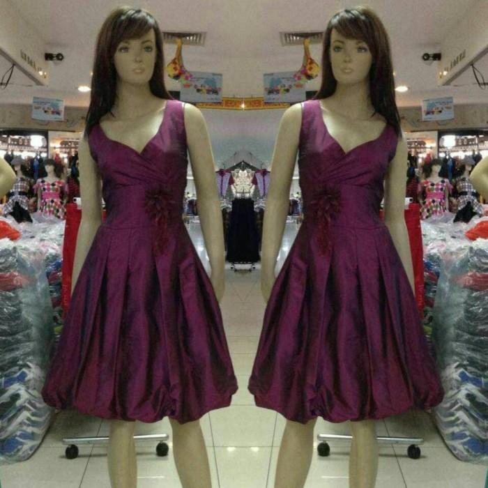 harga Dress import  gaun pesta pendek  dress pesta premium  baju pesta korea  Tokopedia c6fdb556cc