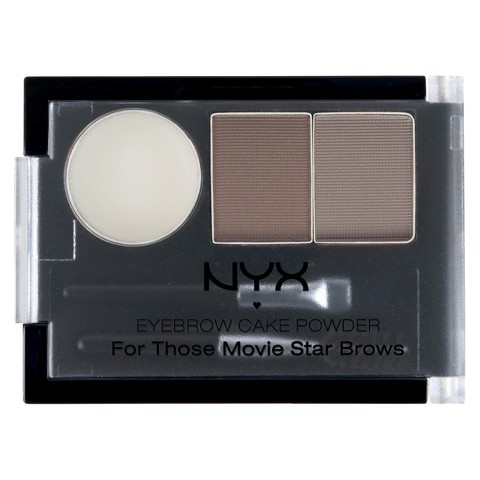 harga Nyx eyebrow eye brow cake powder brunette Tokopedia.com