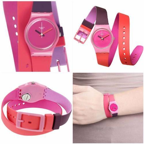Jakarta In Swatch Pink Original Jual Jam Goodtime WatchesTokopedia Tangan Cewek Lp137 Selatan Fun Anak iuPkOZX
