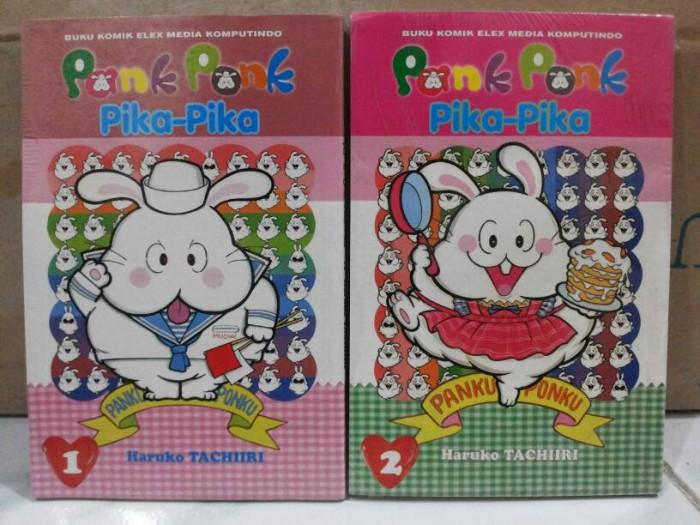 harga Pank ponk pika pika 1 & 2 (segel) Tokopedia.com