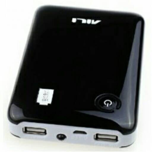 harga Aili console power bank + 4 slot battery charger 18650 (high quality) Tokopedia.com