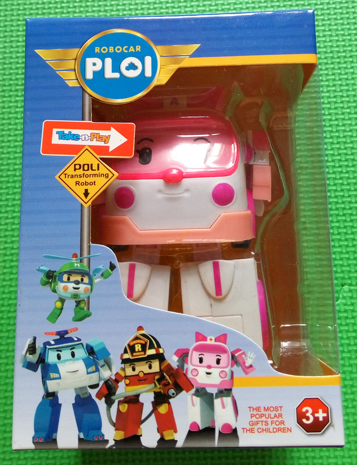 Harga MAO Robocar Poli Isi 8 Dus dan Spesifikasinya Terlaris di Source Harga .
