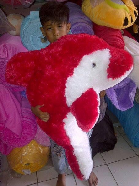 harga Boneka dolphin jumbo besar Tokopedia.com