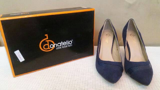 Jual Sepatu High Heels DONATELLO - Rina Collect  4c07916d28