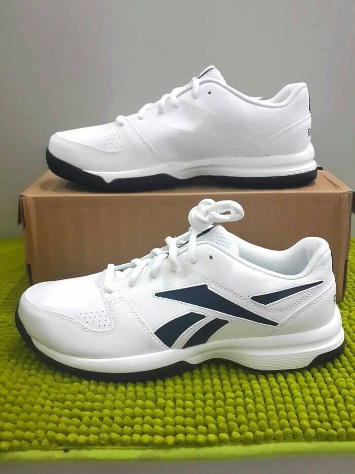 Jual Sepatu tenis reebok court vision II putih original asli murah ... 7cabbe0685