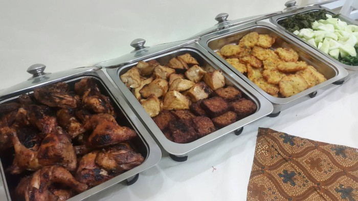 Jual Paket Makanan Prasmanan Kota Banjarbaru Graha Halal