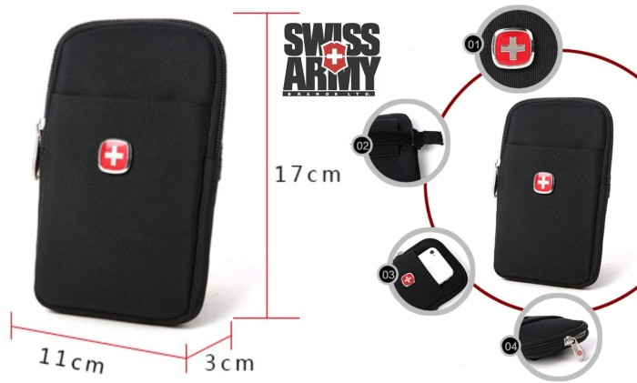 harga Case swiss army iphone redmi note pro casing xiaomi samsung import Tokopedia.com